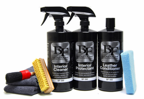 BLACKFIRE Leather Kit
