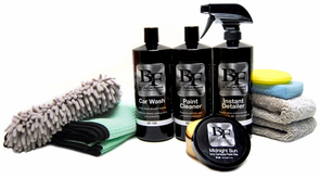 BLACKFIRE Midnight Sun Whiplash Wax Kit