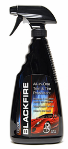BLACKFIRE All-In-One Trim & Tire Protectant