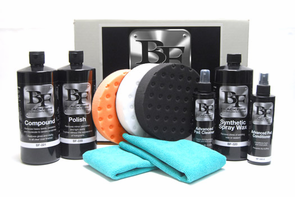 BLACKFIRE Total Swirl Remover Kit