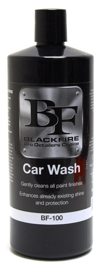 BLACKFIRE Car Wash