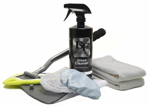 BLACKFIRE Glass Cleaning Kit