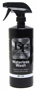 BLACKFIRE Waterless Wash