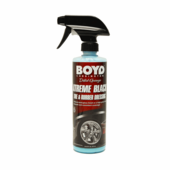 Boyd Coddington Extreme Black Tire & Rubber Dressing