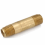 Brass Male Nipple Connector