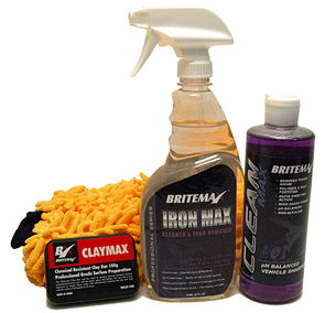 Britemax Extreme Decontamination Combo