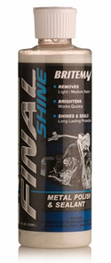 Britemax Final Shine Metal Polish & Sealant