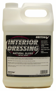 Britemax Interior Dressing Natural Gloss 128 oz.