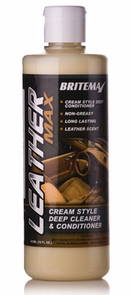 Britemax Leather Max Leather Cleaner & Vinyl Cleaner and Conditioner