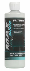 Britemax Max Shine High Gloss Polymer Wax