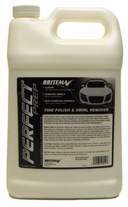 Britemax Perfect Prep Fine Polish and Swirl Remover 128 oz.