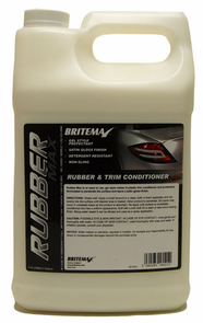 Britemax Rubber Max Rubber & Trim Conditioner 128 oz.