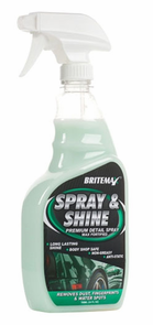 Britemax Spray & Shine