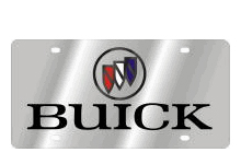 Buick License Plates