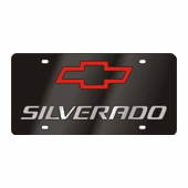 Chevy Silverado Logo/Word