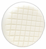 Cobra Cross Groove™ 6.5 Inch White Polishing Pad