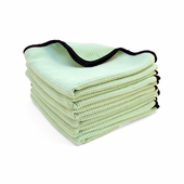 Cobra Guzzler Waffle Weave Drying Towel, 16 x 24, - 6 Pack