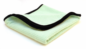 Cobra Guzzler Waffle Weave Drying Towel, 16 x 24 inches