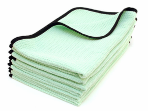 Cobra Supreme Guzzler Waffle Weave Drying Towel, 20 x 40, 6 Pack