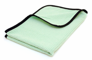 Cobra Supreme Guzzler Waffle Weave Drying Towel, 20 x 40 inches