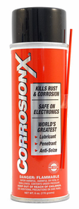 CorrosionX Lubricant and Penetrant 6 oz.
