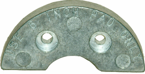 Counterweight for Porter Cable 7424 Polisher