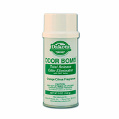 Dakota Odor Bomb Odor Eliminator - Orange Citrus