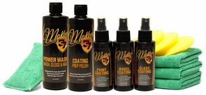 Mckees 37 Paint Coating Review >> McKee's 37 Paint, Wheel & Glass Coating Complete Kit