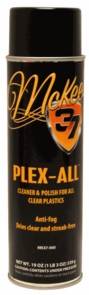 McKee's 37 Plex-All? Cleaner & Polish for All Clear Plastics