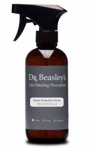 Dr. Beasley's Matte Waterless Wash