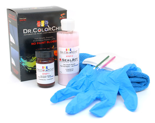 Car Odor Eliminator >> Dr. ColorChip Custom Automotive Touch-Up Paint Kit