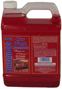Duragloss Car Wash Concentrate #902