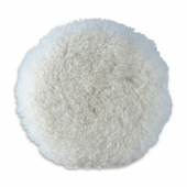 Electrified Sheepskin 4 inch Wool Light Compounding Pad