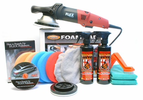 Flex XC3401 Hydro-Tech Essentials Pad Kit