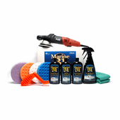 FLEX XC3401 Marine 31 Boat Oxidation Removal Kit <font color=red>Includes FREE Flex Bag - $50 Value!</font>