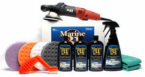FLEX XC3401 Marine 31 Boat Oxidation Removal Kit