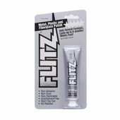 Flitz Metal Polish, Fiberglass & Paint Restorer 1.76 oz. Tube