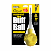 Flitz Super Mini B�ff Ball 2 inches