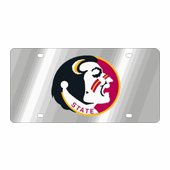 Florida State Seminoles NCAA Team License Plate