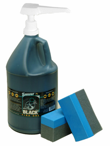 Forever Black Tire Gel Dye 128 oz.