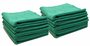 Forrest Green Edgeless Microfiber Polishing Cloths - 12 Pack