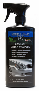 Four Star Ultimate Spray Wax Plus