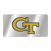 Georgia Tech Yellow Jackets NCAA Team License Plate