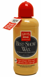 "Griots Garage Best of Show Wax <font color=""red"">NEW FORMULA</font>"