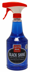 Griot's Garage Black Shine High Gloss Tire Spray