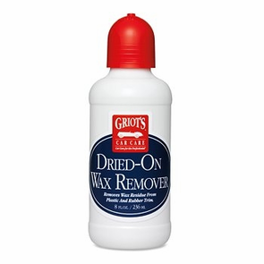 Griots Garage Dried-On Wax Remover