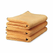 Griots Garage Micro Fiber Polish Removal Cloths, 3 Pack