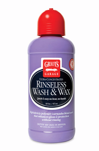 Griot's Garage Rinseless Wash & Wax 16 oz.