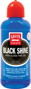 Griots Garage Black Shine Tire Gel