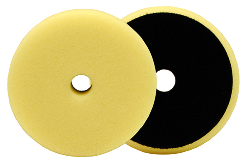 Griots Garage BOSS 3 inch Yellow Perfecting Pad